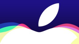 苹果极简主义logo设计