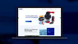 JARO网站建设