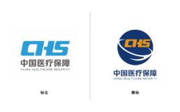 中国医疗保障 logo设计