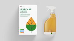绿植养护包装瓶盒子设计