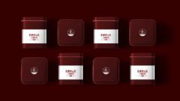红茶铁盒罐装包装设计