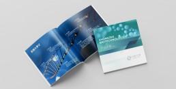 中帜生物产品手册 企业画册设计