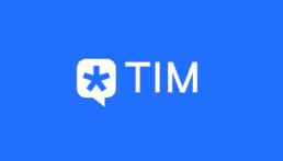 TIM软件logo设计