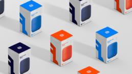 音响包装设计,纸盒包装设计
