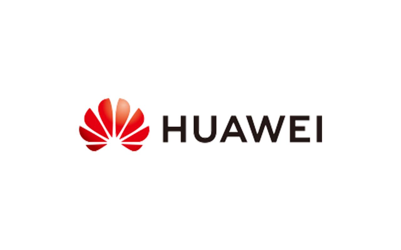 华为公司logo品牌标志设计